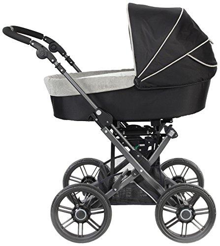 Teutonia-Juego-MP-gr-7-CPtT-5105-Mistral-P-Graphite-rad7-Cozy-Cord-Comfort-Plus-bolsa