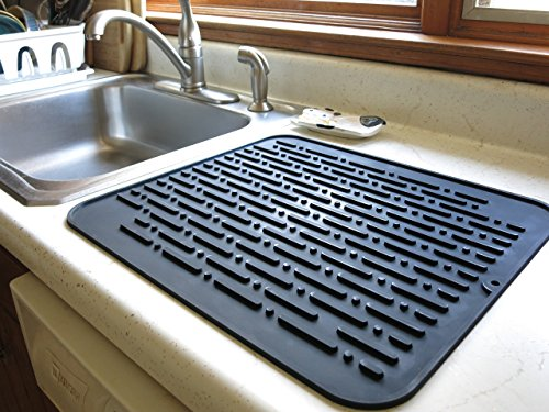 Dish Drying Mat Extra Large 17 8 X 15 8 Inches Premium