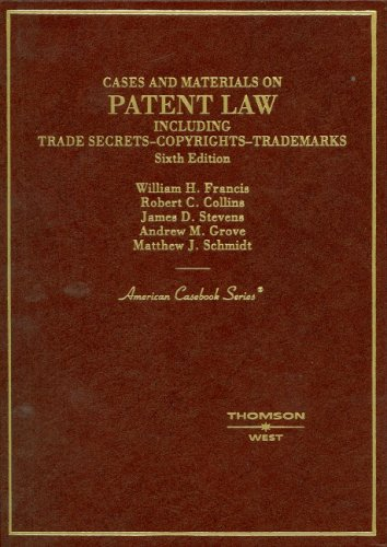 Francis, Collins, Grove, Stevens and Schmidt's Cases and...