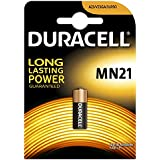 Duracell Specialty Type MN21 Alkaline Battery, Pack Of 1