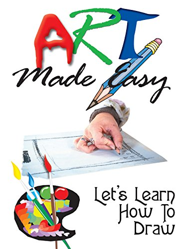 Art Made Easy: Let's Learn How To Draw