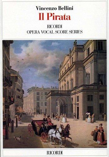 IL PIRATA - Vincenzo BELLINI - Libro