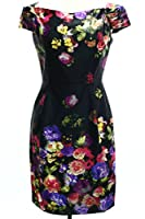 Milly Brooke Pencil Dress in Multi