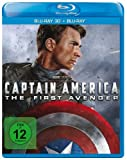 Captain America - The First Avenger (3D Vers.) (Blu-ray)