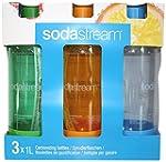 Sodastream 3000064 Pack de 3 Bouteill...