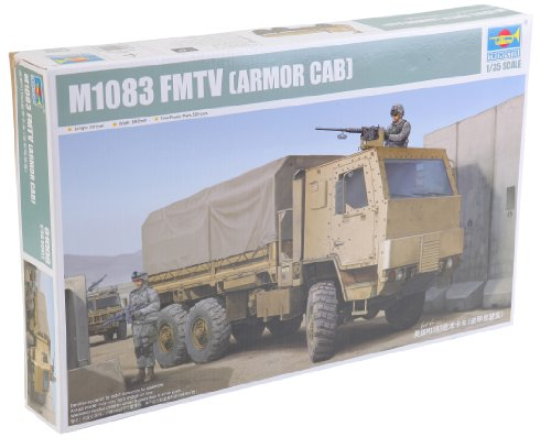 trumpeter-1008-m1083-fmtv-standard-cargo-truck-escala-135