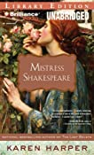 Mistress Shakespeare: A Novel