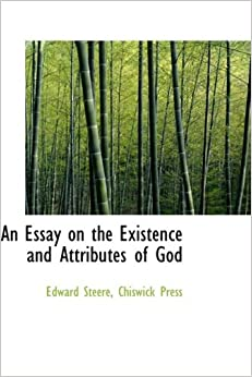 the attributes of god essay Free essay: the characteristics of god in section eleven of an enquiry concerning human understanding hume argues that if a teleological argument is.