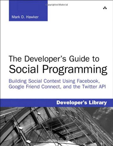 The Developer's Guide to Social Programming