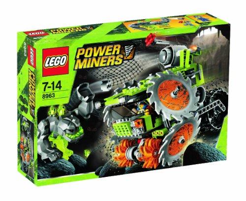 LEGO Power Miners 8963: Rock Wrecker
