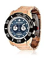 BULTACO Reloj de cuarzo Man H1AG48C-IB1-A ORO ROSA