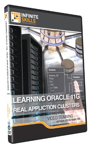Learning Oracle 11g - Real Application Clusters - Training DVD
