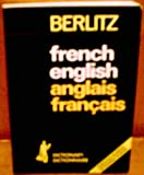 French-English-French Dictionary Revised Edition: Dictionnaire Francais-Anglais Anglais-Francais (Berlitz dictionaries) (002964500X) by Berlitz, Charles