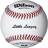 Wilson Little League Baseballs A1074BLL1 - (One Dozen)