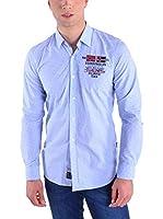 GALVANNI Camisa Hombre Recreation (Azul Bebé)