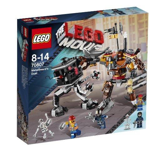 レゴ ムービー ロボヒゲの戦い 70807