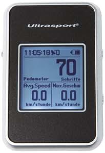 Ultrasport GPS Reise Sportcomputer Navcom 400 V2.0, grau, 330900000060