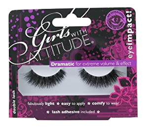 Girls with Attitude Double 05 False Eyelashes