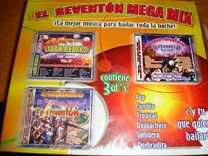 La Mejor Musica Para Bailar Toda La Noche - El Reventon Mega Mix