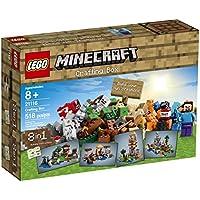 LEGO Minecraft Adventures Crafting Box