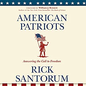 American Patriots Audiobook