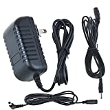 Digipartspower (12' / 12 Feet Extra Long Cable) AC/DC Adapter for Qwest Actiontec DSL Modem GT784WN-01 GT784WNV GT724-WG Router Power Supply Cord Cable PS Wall Home Charger