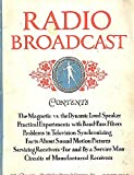 img - for Radio Broadcast Magazine; December, 1928 Issue (Vol. XIV, No. 2): Phonograph-Radio Amplifiers; Skyscraper Screen-Grid Receiver; New A.C. Band-Pass Screen-Grid Receiver; Synchronizing Television Receiving Discs book / textbook / text book