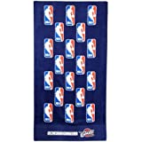 McArthur Cleveland Cavaliers Navy Blue NBA Bench Towel Amazon.com