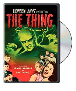 The Thing from Another World from Turner Home Ent
