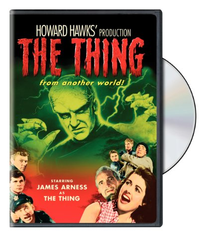 Cover art for  The Thing from Another World
