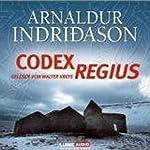 Codex Regius | Arnaldur Indriðason