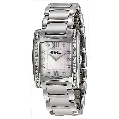 Ebel 1215779 - Reloj de pulsera mujer, acero inoxidable