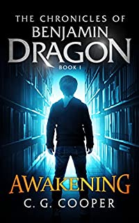 Benjamin Dragon - Awakening by C. G. Cooper ebook deal