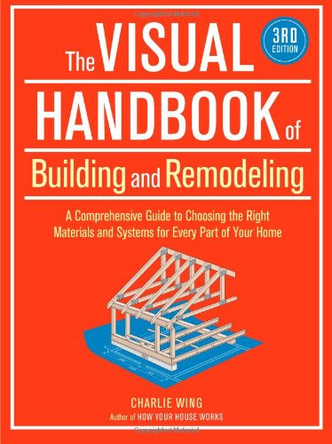 The Visual Handbook Of Building And Remodeling, 3Rd Edition front-750717