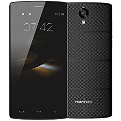 """HOMTOM HT7 3G WCDMA 5.5 """"IPS smartphone Android 5.1 OS Quad Core MTK6580A"""
