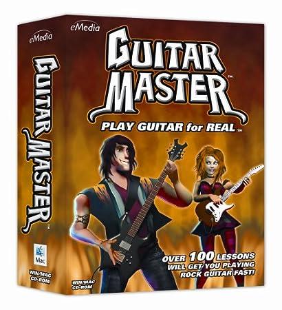 eMedia Guitar Master