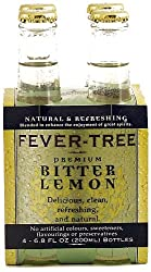 Fever Tree Bitter Lemon Sparkling Beverage - 24/200 ml