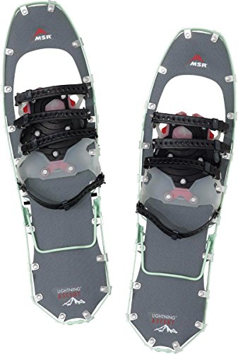 MSR Women's Lightning Ascent Snowshoe, Mint,
