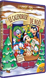 Mickey, Le Calendrier De Noël