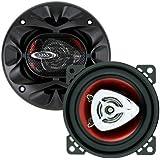 "BOSS Audio CH4220 Chaos Exxtreme 200-watt 2 way auto 4"" Coaxial Speaker"