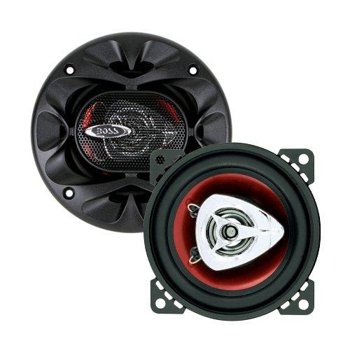 "BOSS AUDIO CH4220  Chaos Exxtreme 4"" 2-way 200-watt  Full Range Speakers"