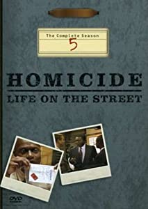 Homicide: Life on - Complete 5 Season [DVD] [1997] [Region 1] [US Import] [NTSC]