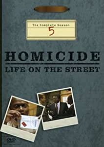 Homicide: Life On The Street: The Complete Season 5