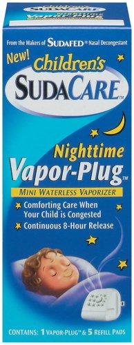 sudacare-children-nighttime-vapor-plug-mini-waterless-vaporizer-1-vapor-plug-5-refill-pads-pack-of-3