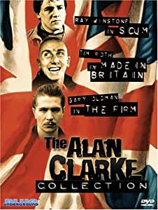 The Alan Clarke Collection (Scum / Made in Britain / The Firm / Elephant)