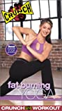 Crunch - Fat Burning Yoga [VHS]