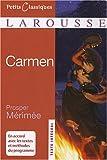 echange, troc Prosper Mérimée - Carmen