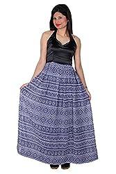 Fabrizia Women's Georgette Dress (FWLD_31_Multi_Coloured_Small)