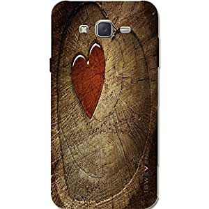 iSweven Luxurious Printed high Quality Romance Design Back case cover for Samsung Galaxy J3 (2016) j3_1335
