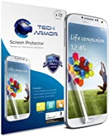 Pack de 3 Films de protection d'�cran pour Samsung Galaxy S4 Anti-trace/Anti-doigts